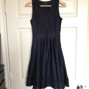 Banana Republic Navy Petite Dress